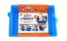 Brand New Sift Away Litter Box - As Seen On Tv With Free Shipping!!!