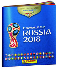 figurine Panini Russia 2018 complete set international edition no agg - updates