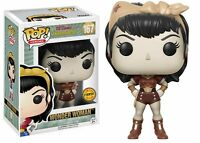 Wonder Woman Chase Bombshells DC Comics POP! Heroes #167 Vinyl Figur Funko
