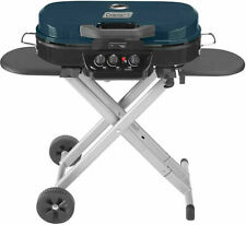 *Brand New* Coleman RoadTrip 285 Portable Stand-Up Propane Grill - Blue