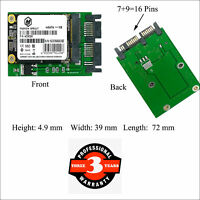 Microsata 256gb ssd for Hp Elitebook 2530p 2730p 2540p 2740p Hard Disk Drive HDD