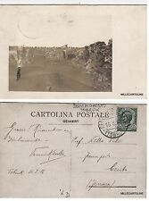 # FORTI MILITARI IN TRIPOLITANIA -   1912 Servizio Postale TOBRUK