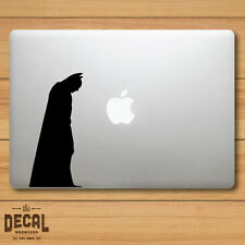 Batman inspired The Dark Knight Macbook Sticker / Macbook Decal / Cover / Skin