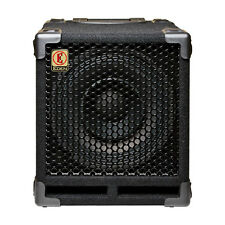 "Eden E Series EX110 8-Ohm 300W 1x10"" Bass Speaker Extension Cabinet +Picks"