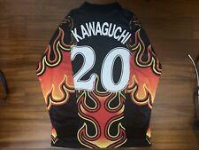 vintage soccer jersey 1998 World Cup Japan National Goalkeeper Kawaguchi size S