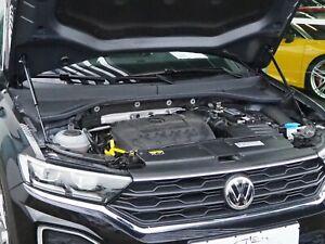 VW T-Roc Motorhaubenlifter / Gasfeder / Motorhaubendämpfer Nachrüstsatz komplett