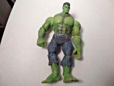 "Marvel Diamond Comic Dist Select Unleashed Incredible Hulk Action Figure 9"""
