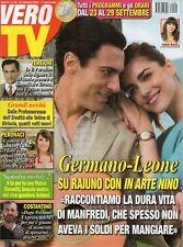 Vero Tv 2017 38.Elio Germano-Miriam Leone,Alessandro Tersigni,Cecilia Dazzi