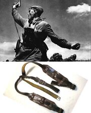 USSR Soviet Army Soldiers Supporting Discharge Belts Chest Rig Suspenders Size 1