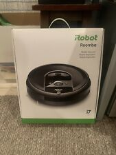 🌟 iRobot Roomba i7 7150 Wi-Fi Robot Vacuum Cleaner Excellent - Not Used.