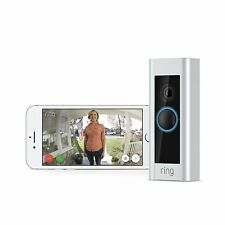 Ring Video Doorbell Pro, Works with Alexa (Existing Doorbell Wiring Required)