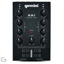 Mixer e campionatori professionali analogici Gemini