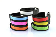 Reflective LED Light Arm Armband Strap Safety Belt For Night Running Cycling US