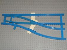Croisement rail LEGO Train Track 4.5V Switch Point Left with White Ties x879cx1