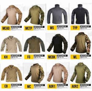 Emerson Tactical Uniform Camo Army Military Gen 3 Combat Hunting Battle Shirt