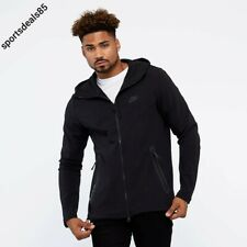 Nike Men's Tech Pack Full Zip Hoody Black Size M [AA3784-010]