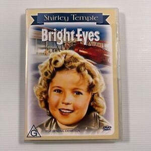 Bright Eyes (DVD, 2005) 1934 film Shirley Temple Region 4