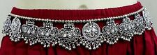 Fusion Belt Belly Dance Gypsy Hippie Boho Jewelry Egyptian Vintage Kuchi Tribal