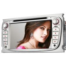 "7"" 2 DIN Autoradio DVD/CD Player Touchscreen GPS Navigation Bluetooth FM USB SD"