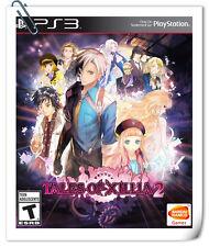 PS3 TALES OF XILLIA 2 (ENGLISH) SONY PlayStation Namco Bandai RPG Games