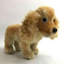STEIFF Brown Standing Cocker Spaniel Retro Stuffed Toy Collectable Bear 131469