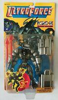 UltraForce Vintage 1995 NM-E Ultra Villain Action Figure NEW MOSC Galoob Enemy