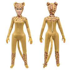 Super Friends Retro Action Figures Series 4: Cheetah [Loose in Factory Bag]