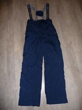 pantalon de ski homme bleu taille 38/40