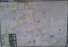 Michigan's Northern Highlands 27 x 39 Laminated Wall Map (G)