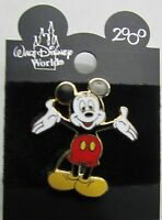 Disney Mickey with arms Stretched Out Pin