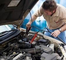 Automotive Electricity Car Electronics Training Book CD