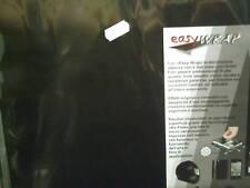 Foglio pellicola adesivo PROFESSIONALE Nero opaco 35x50cm
