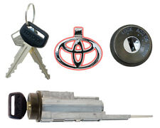Toyota Ceilca Coupe 90-93 - Ignition Lock Cylinder w/2 Keys - Dealer Brand New
