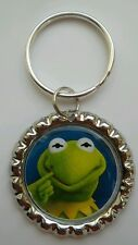 MUPPETS MOST WANTED * CONSTANTINE THE FROG *  Bottle Cap with Keyring