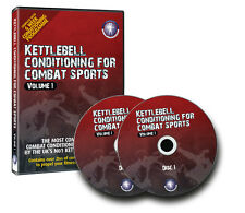 Kettlebell conditioning for combat sports DVD - Volume 1 by Guy Noble at RKPS
