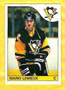 🔥🏒 1985 MARIO LEMIEUX O-Pee-Chee OPC Rookie RC #9 Pittsburgh Penguins HOF NHL