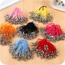 50Pc  Mix Colors Cell Phone Lanyard Cords Strap Lariat Mobile Lobster Clasp lots