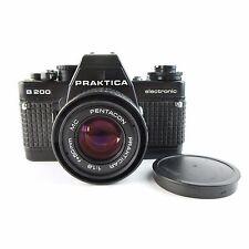 Praktica B200 electronic mit Prakticar 1.8/50 MC Kamera / SLR + Batterie