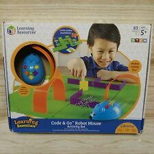 Learning Resources LER2831 Code and Go Robot Mouse Activity Set - 83 Piece