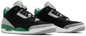 Size 8.5 Air Jordan 3 Retro 'Pine Green' ORDER CONFIRMED 100% AUTHENTIC