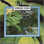 Woodland Stream, Nature Sounds 1, Very Good CD