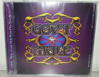 2 CD GOV'T MULE - LIVE WITH A LITTLE HELP FROM OUR FRIENDS- NUOVO NEW