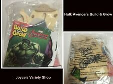 Lowe's Avengers Build & Grow Hulk Ages 5+ Wood Toys