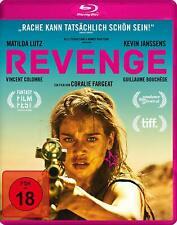 Revenge [Blu-ray/FSK 18/NEU/OVP] härteste Film des Jahres in der ungeschnittenen