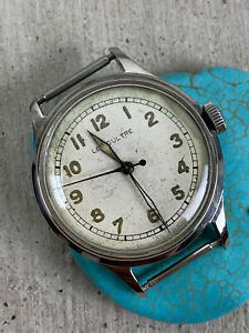 Vintage Jaeger LeCoultre Military Type Watch