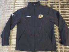 Chicago Blackhawks NHL Hockey Reebok Jacket SM S mens