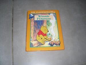 livre enfant Winnie l'ourson lecture histoire 3 4 5 6 7 8 ans