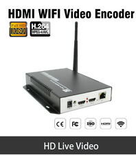 H.264 Wifi HDMI Encoder support http rtsp RTMP for Live Stream Broadcast