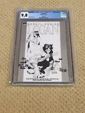 "Logan 2 CGC 9.8 White Pages Wolverine Cover (""Logan"" Movie- NOT NYX 3)"