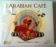 ARABIAN CAFE - CHILLED ARABIAN VIBES Coffret 3CD NEUF